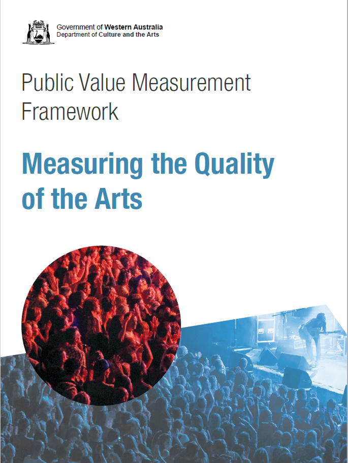 PVMF Measuring quality arts