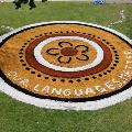 Emmanuel Catholic College, Sand Mural for NAIDOC 2017