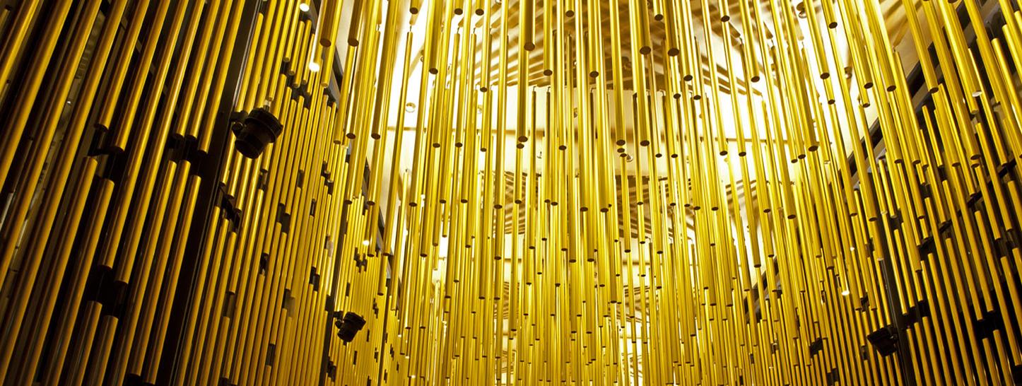 Inside the Bronze Box - State Theatre Centre of WA. Photo Eva Fernandez.