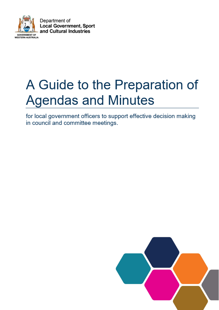 C:\Users\gwhite\DLGSC\DLGSC Website - Documents\Content\Images\A Guide to the Preparation of Agendas and Minutes cover