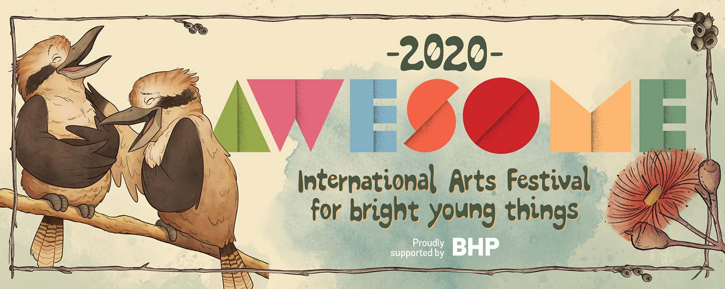 2020 Awesome Festival: International Arts Festival for bright young things