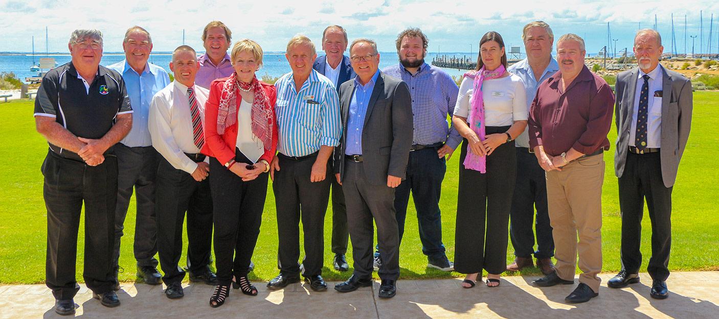 Members of GVROC