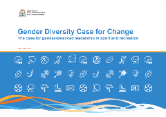 Gender Diversity Case for Change cover