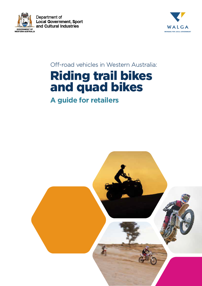Off-road Vehicles in Western Australia a guide for retailers