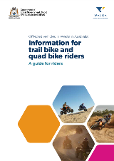 Off-road Vehicles in Western Australia a guide for riders