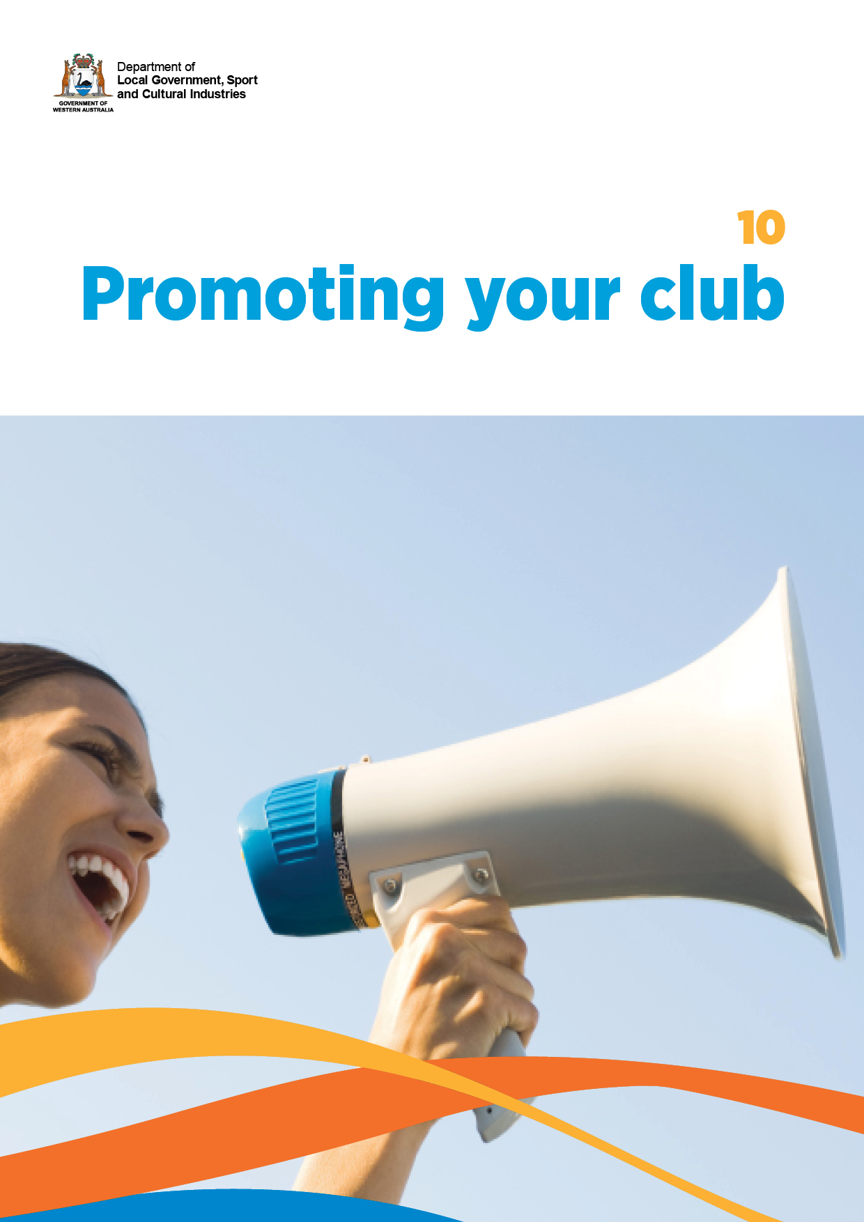 Promoting your club cover