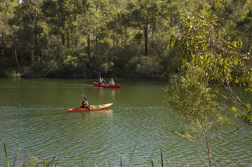 bickley-open-day-canoeing