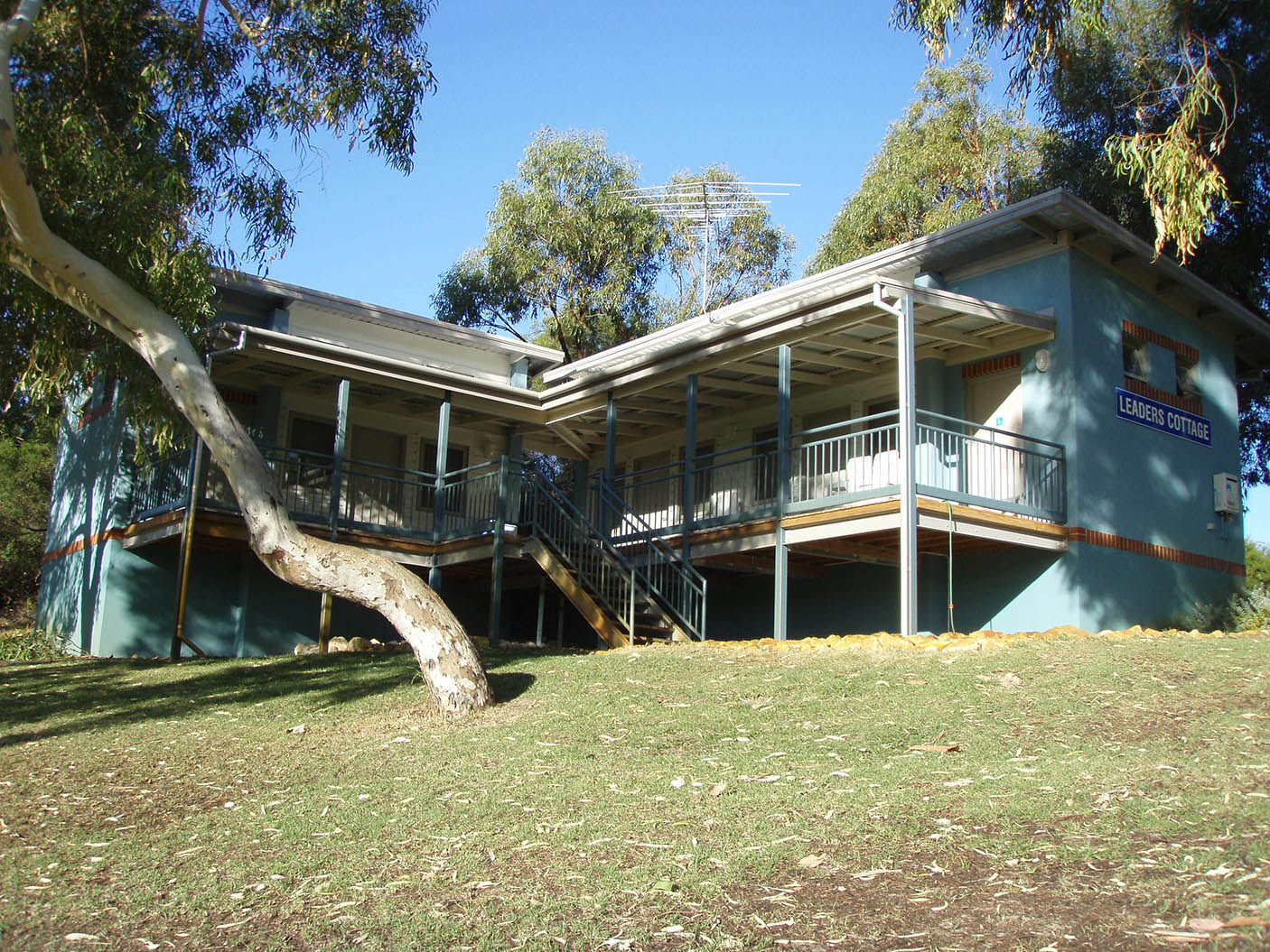 Commodore Leaders Cottage